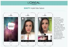 face makeup eye makeup hair care and hair color in an effort to help customers find the ideal while contributing to l oréal s data capture