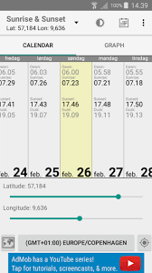 12 Best Apps For Calculating Sunrise And Sunset Times