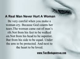 Woman Hurt Men Quotes