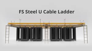 Steel Cable Design Guide Data Center Steel U Cable Ladder Installation Guide Fs Com