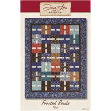 Frosted Roads - Antler Quilt Design, LLC. & Frosted Roads Adamdwight.com