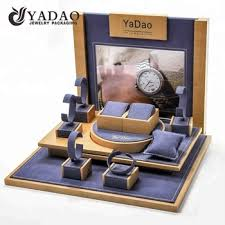 yadao custom professional design jewelry display case whole