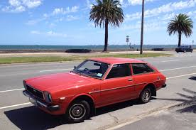 1977 Toyota Corolla Liftback - First Car Competition - Shannons Club