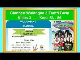 We did not find results for: Gladhen Wulangan 3 Tantri Basa Kelas 3 Wulangan 3 Mangsa Hal 53 56 Youtube
