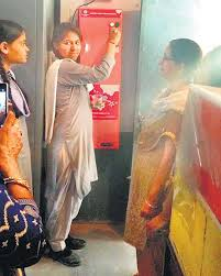 Vending Machine Attendant Beauteous Sanitary Napkin Vending Machines In 48 Una Schools