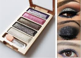 mac cinderella eyeshadow palette hot selling 5 colors makeup eye shadow to faced super flash diamond