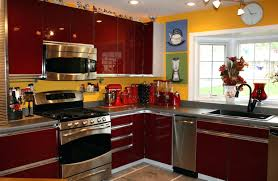 red kitchen cabinets ideas pinterest ikea for sale deer