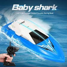 <b>JJRC S5 Shark</b> 1/47 2.4G Electric Rc Boat with Dual Motor Racing ...