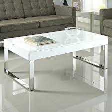 high gloss coffee tables high gloss coffee table white tiffany