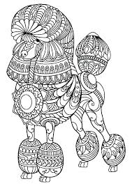 Printable Dog Coloring Pages Dogs Ng Pages Dog And Cat Pages