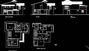 crazy design house plan autocad 9 drawing simple house plan