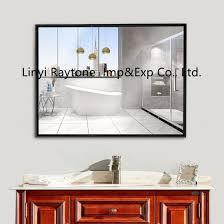 china lei tai large black framed modern