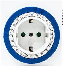 Суточная <b>розетка с таймером</b> 500W/16A, 230V <b>FERON</b> ТМ 32 ...