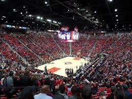 Viejas Arena Review Viejas Arena San Diego State Viejas