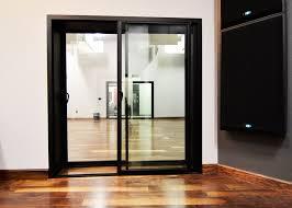 recording studio door inside