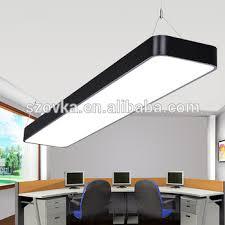 office chandelier lighting. Delighful Lighting LED Office Chandelier Simple Modern Aluminum Studio Lighting Hanging  Lights To Office Chandelier Lighting
