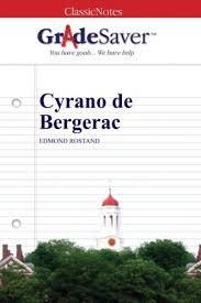 mini store gradesaver tm classicnotes cyrano de bergerac
