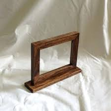 two sided picture frame two sided 8x10 picture frame