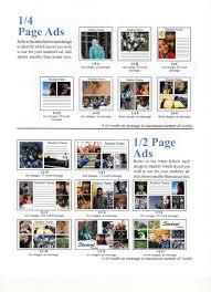 Ad Page Templates 016 Templates Full Page Template Ideas Half Fearsome Ad