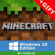 dels about minecraft windows 10 edition key gift pc cd code global game games region free
