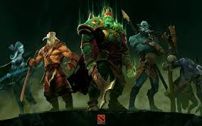 download wallpapers dota 2 characters warriors online game for