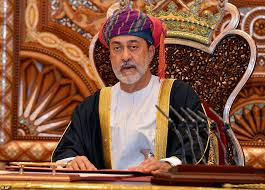 Image result for His Majesty Haitham bin Tariq Al Taimur, who took over as the new head of state in Oman