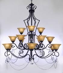 swarovski crystal trimmed chandelier chandeliers crystal chandelier crystal chandeliers lighting