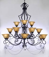 swarovski crystal trimmed chandelier chandeliers crystal chandelier crystal chandeliers lighting