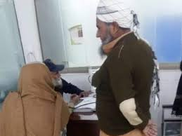 Hospital Security Guard Security Guard Found Examining Patients At Khyber Teaching Hospital