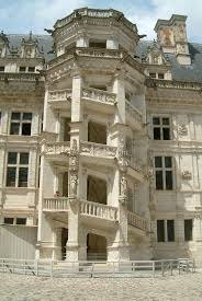 amazing double helix srcase in the cau de chambord loire valley france the two heli ascend three floors and never meet