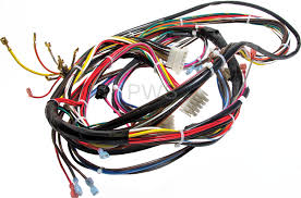 speed queen 431389p dryer assy wire harness main commercial speed Laundry Dryer at Ipso Dryer Parts Wire Harness