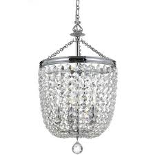 crystorama lighting group archer polished chrome five light chandelier with clear hand cut crystal