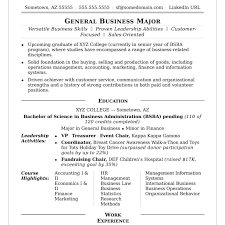 resume for college student with no experience college graduate resume template current templates samples doc