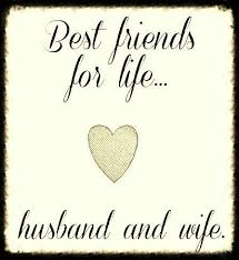 Husband And Wife Best Friends For Life Pictures Photos And Images Adorable Best Husband And Wife