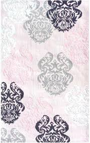pink and gray area rug invigorate cool grey home decoration ideas yellow rugs also 5