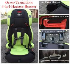 graco tranzitions 3 in 1 harness booster installation