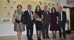 Аспирантка МГУ защитила диссертацию на тему азербайджанской диаспоры