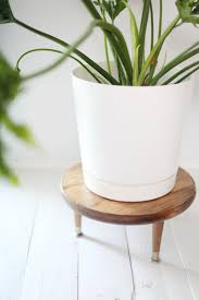 ... Modern Planter Stand Modern Outdoor Plant Stand Stand Mid Century Plant  Stand By David ...