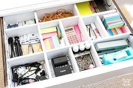 office drawer dividers. Office Drawer Organizer Bamboo Adjustable In Desk Organizers Pertaining To . Dividers G