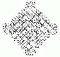 Printable Celtic Designs Coloring Pages Celtic Design Coloring Page Free Printable Free Coloring On