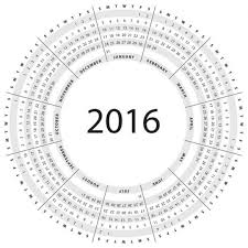 ba854caa12da8691b54fa99f1b121f74 free vector gray circular calendar 2016 vector 19431 horology on 2015 calendar template download