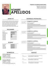 Modelo De Curriculum Vitae En Word Modelo De Cv En Word Gratis Plantilla Para Descargar