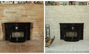 contemporary decoration painting fireplace insert painting brick fireplace insert painting for home
