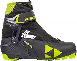 <b>Ботинки</b> для беговых лыж Fischer JR <b>COMBI</b> — купить за 8199 ...