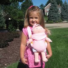 Baby Doll Carrier Pattern Awesome Decoration