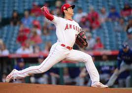 Shohei Ohtani throws 7 strong innings ...