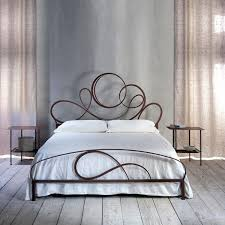 Luxury Italian wrought iron bed Azzurra by Cosatto inspired by classic  Italian wrought iron arts,