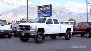 2009 Chevrolet Silverao 3500HD Long Bed Lifted Duramax - Utah ...