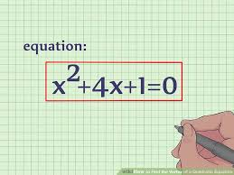 image titled find the vertex of a quadratic equation step 5