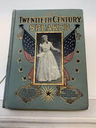 Emma Griffith Lumm / TWENTIETH CENTURY SPEAKER CONTAINING THE BEST THE  NOBLEST | eBay